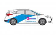 AutoStickerTotaal - Auto - Large - Luxe - 04