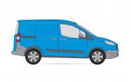 AutoStickerTotaal - Bestelauto - Carwrap - Volledig - 02
