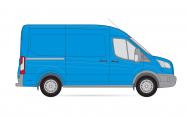 AutoStickerTotaal - Bestelwagen - Carwrap - Volledig - 02