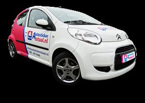 Autoreclame - Personenauto - Citroen C1